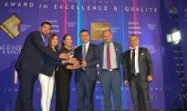 Διεθνής αναγνώριση για ελληνική εταιρεία